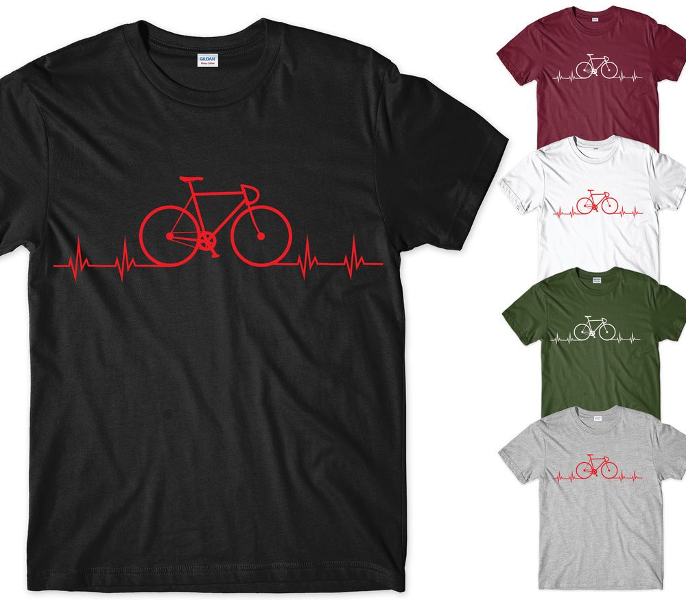 I Want To Ride My Bike Mens T-Shirt Bicycle Mountain Road BMX Hipster Fixie