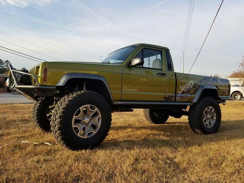 Jeep Comanche MJ Jeep pickup