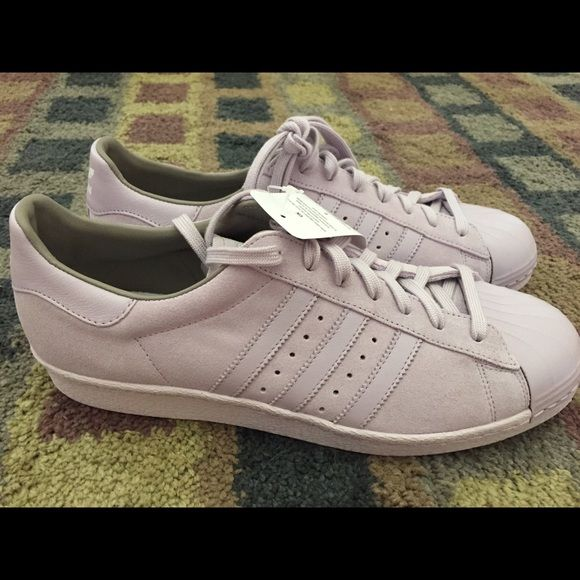 Adidas Mi Superstar Women's Custom Mauve
