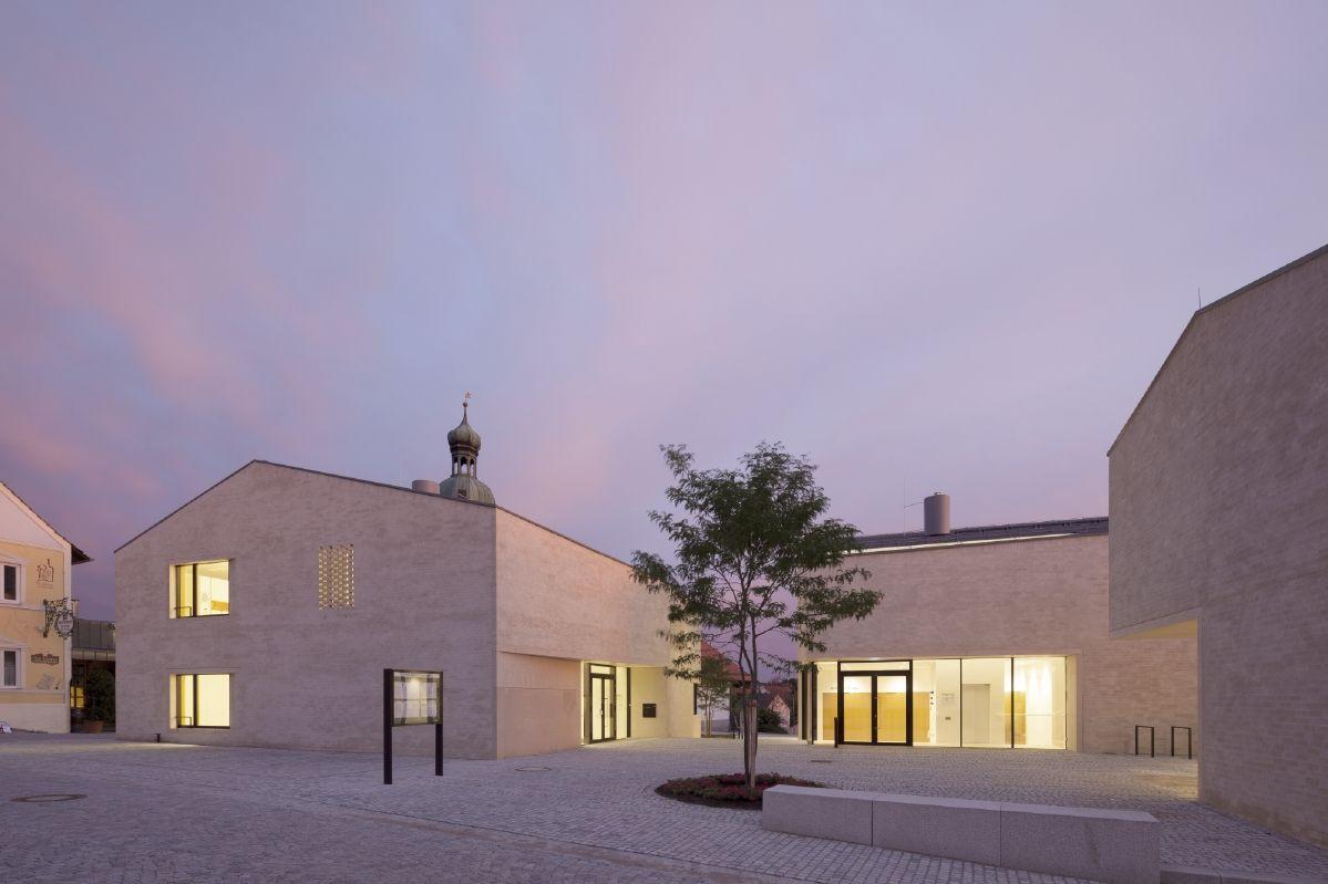 Architekten Ingolstadt neue ortsmitte bembe dellinger jurahäuser bei ingolstadt