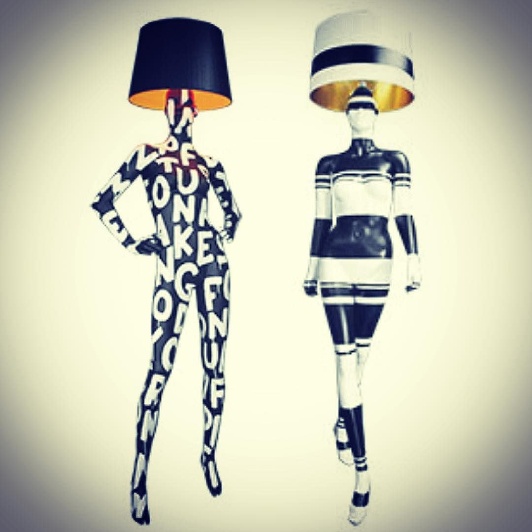 #jimmiemartin #mannequinlamp Swedish London based designers Jimmie & Martin