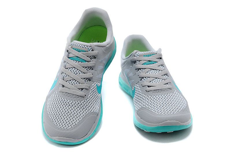 quality design 2a65e 725f2 Womens New Nike Free 4.0 V4 Turbo Green Mint Wolf Grey 642200 031