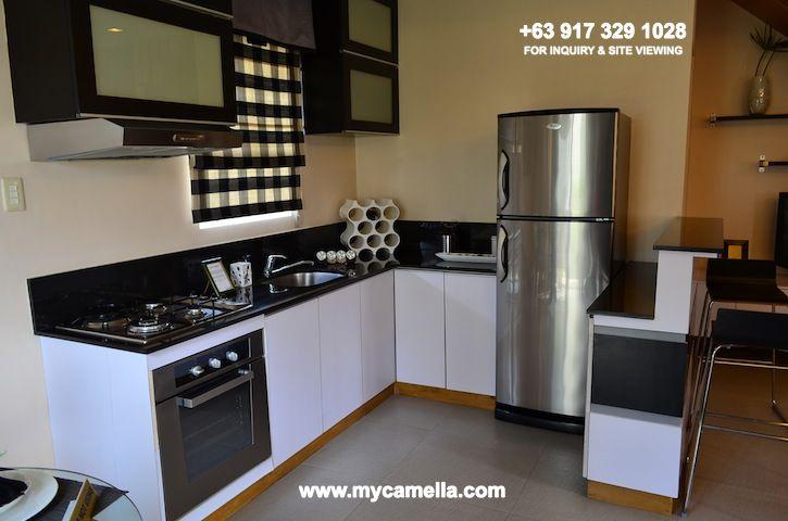 kitchen camella homes carmela interior designs