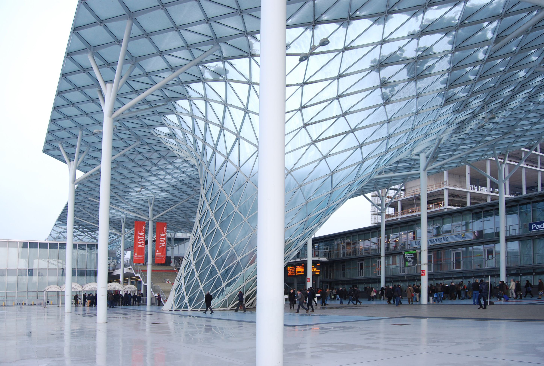 Massimiliano fuksas fiera milano architecture various for Design milano fiera