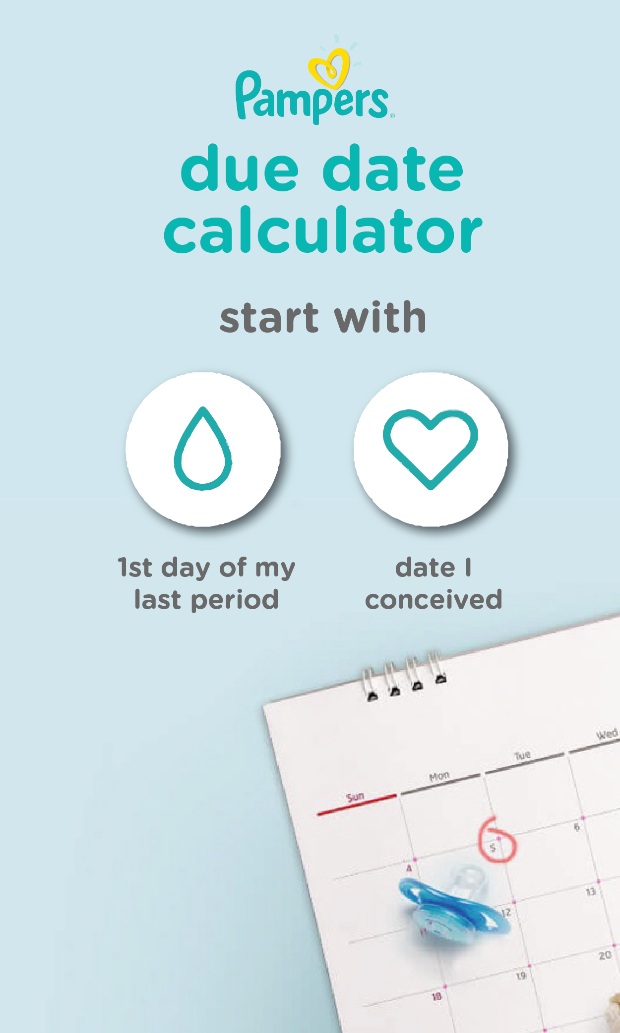 Pregnancy Due Date Calculator | Pregnancy Corner | Due date