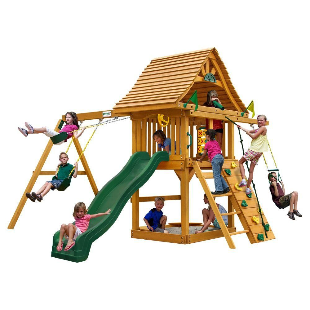 d41ce937eeb6e Gorilla Playsets Rambler Playset-01-1024-G at The Home Depot ...
