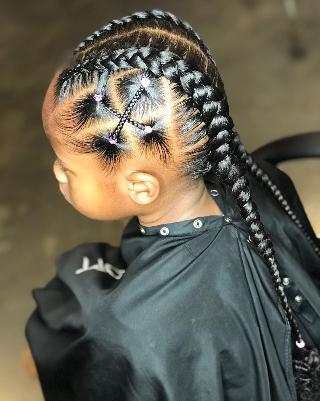 Book Miss Vicky The Loc Loft Stl Vickysbraids Getchusum Feedinbrai Girls Natural Hairstyles Kids Braided Hairstyles Kids Hairstyles