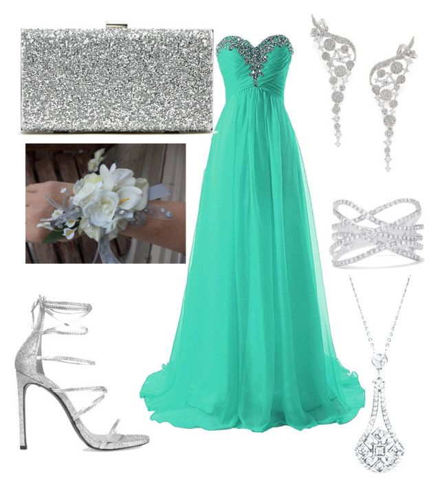 """""""formal"""" by kyrah-g on Polyvore featuring Effy Jewelry, Adriana Orsini, Stuart Weitzman, Sole Society and BERRICLE"""