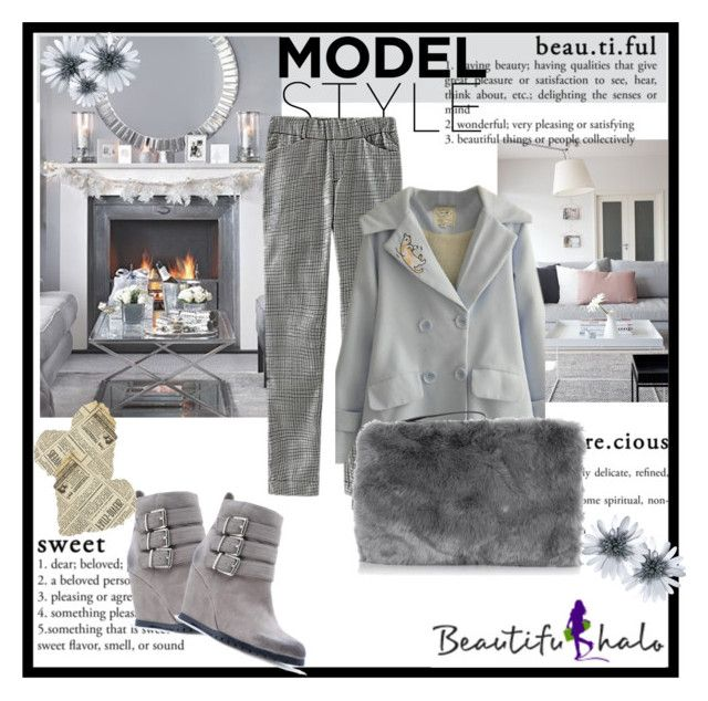 """""""Beautifulhalo II/14"""" by ljubicica988 ❤ liked on Polyvore featuring Oasis, Qupid, women's clothing, women, female, woman, misses, juniors and bhalo"""