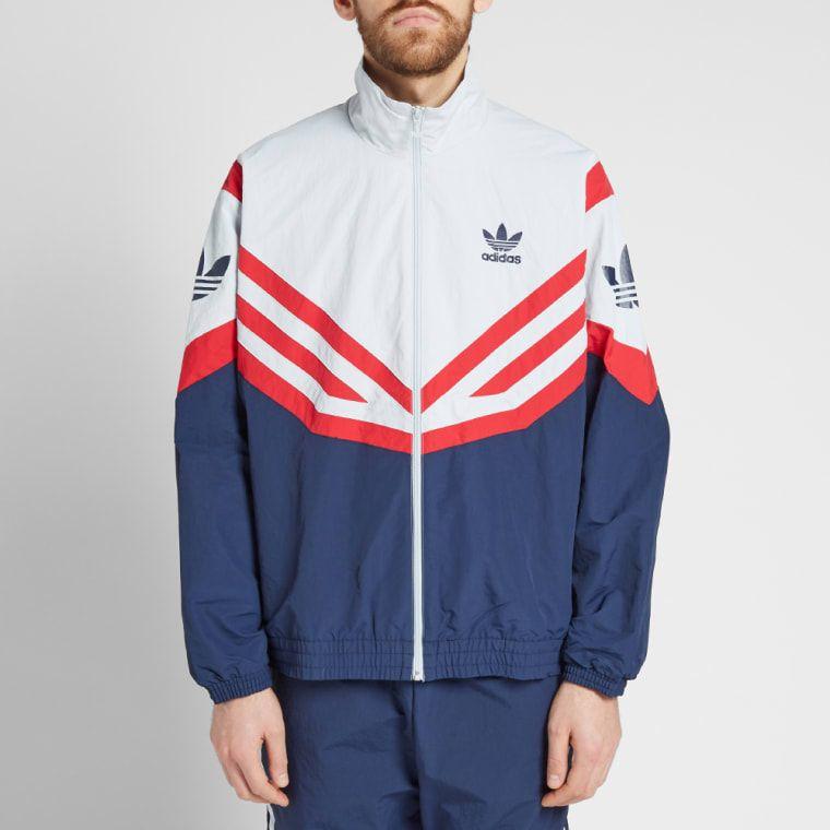 the latest 8bbae 22da9 Adidas Sportive Track Jacket in 2019 ...