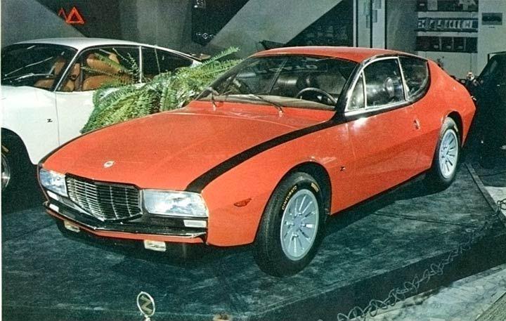 1967 Lancia Flavia Super Sport