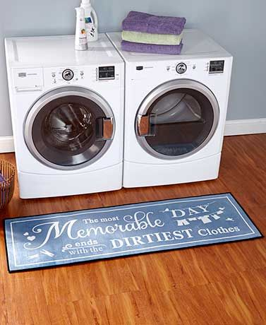 Laundry 60 Room Runner With Images Vintage Laundry Room Vintage Laundry Room Decor Laundry Room Rugs