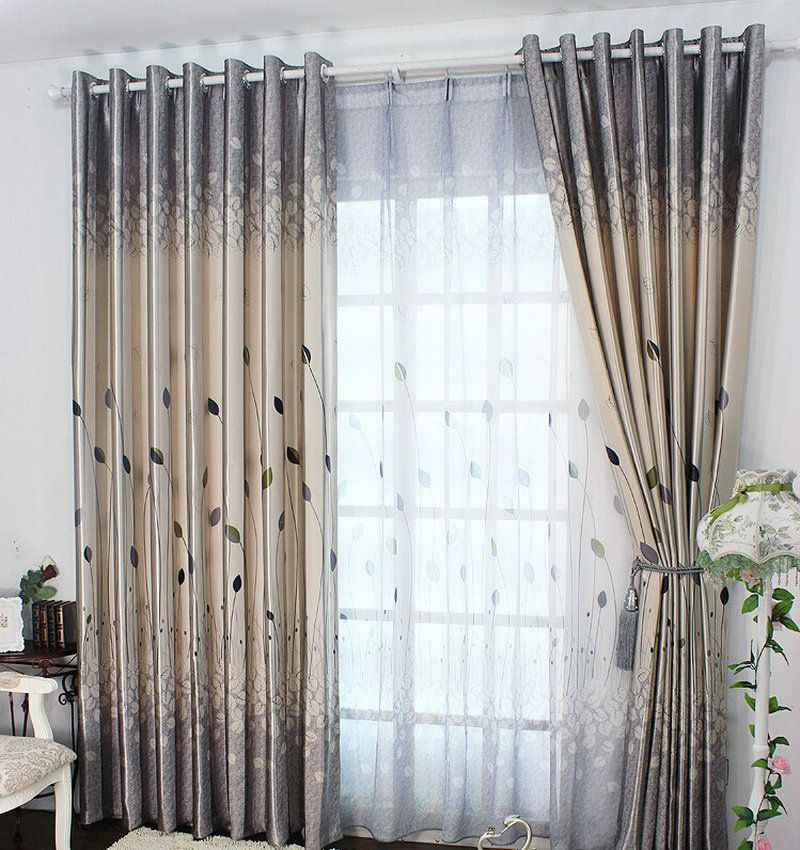 new arrival rustic window curtains for living room. Black Bedroom Furniture Sets. Home Design Ideas