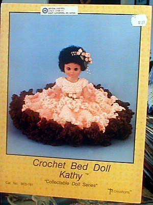 Free Crochet Bed Doll Patterns | FREE CROCHETED BED DOLL PATTERN ...