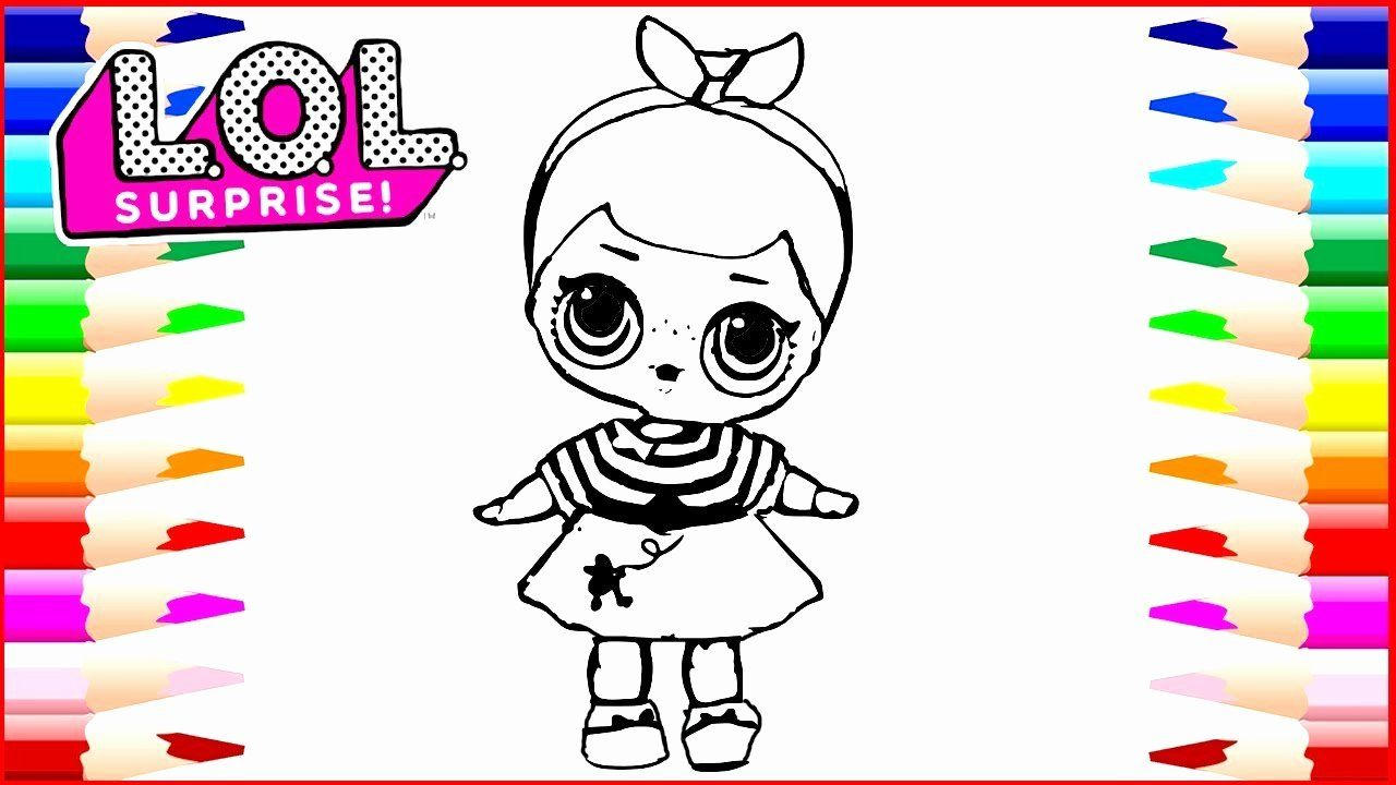 Lol Dolls Coloring Page Unique How To Draw Lol Surprise Dolls Coloring Page Drawing Pages My Little Pony Coloring Superhero Coloring Pages Lol Dolls