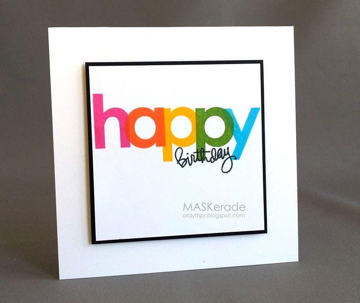 Ww Inspiration Happy Birthday 2 By Ardyth Cards And Paper