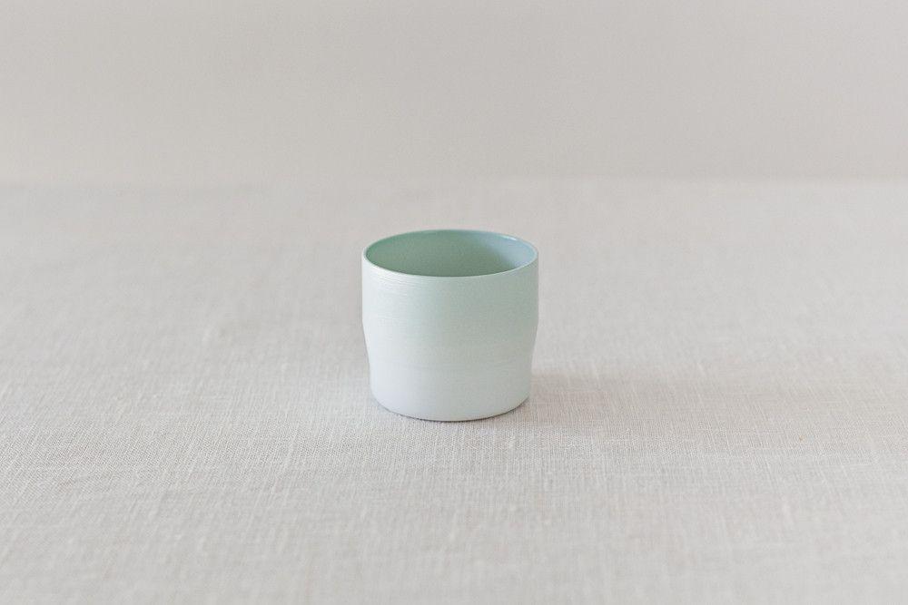 Scholten & Baijings . 1616 Arita Japan color porcelain mug cups