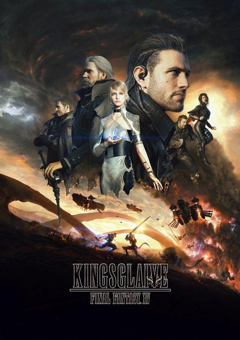 Image result for FFXV movie