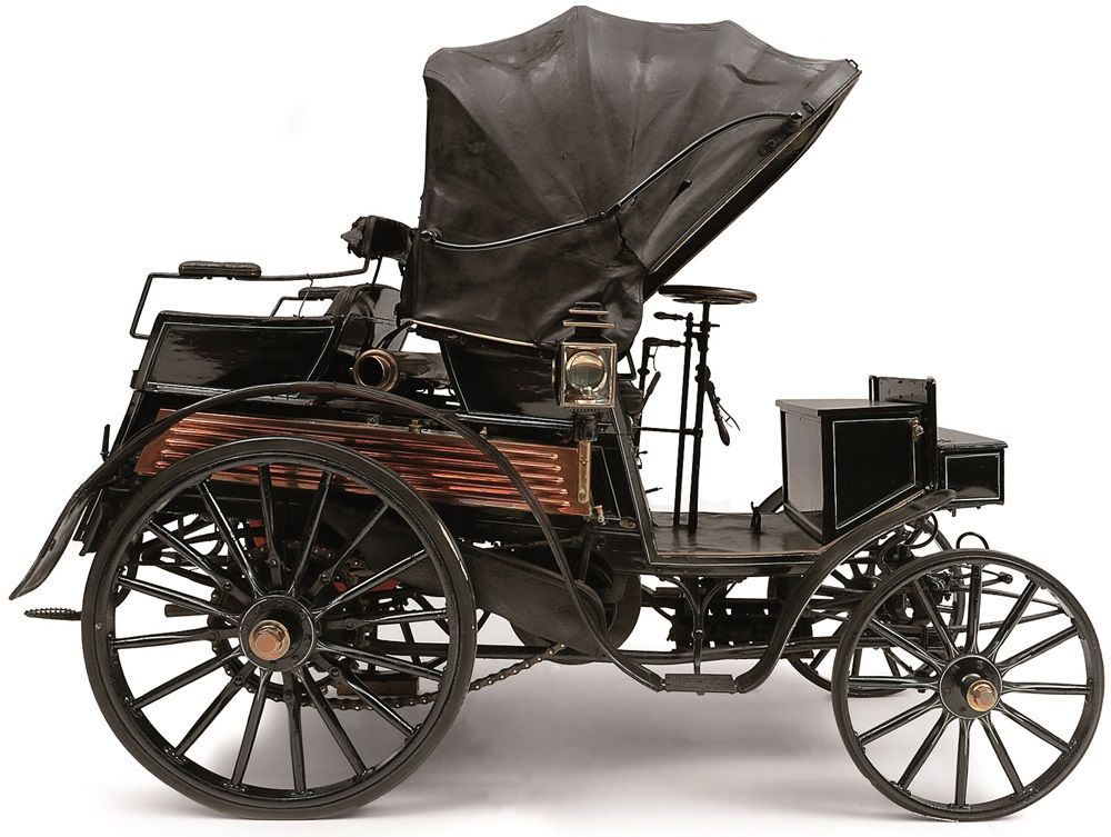 1899 BENZ MYLORD VICTORIA