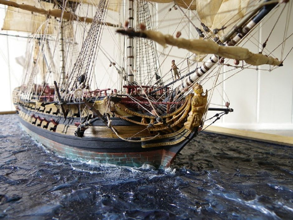 Decorating With Ship Models Model Sailing Ships Model Ships Model Boats