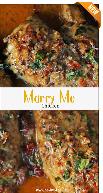 Marry Me Chicken | hokiwiki.net #marrymechicken