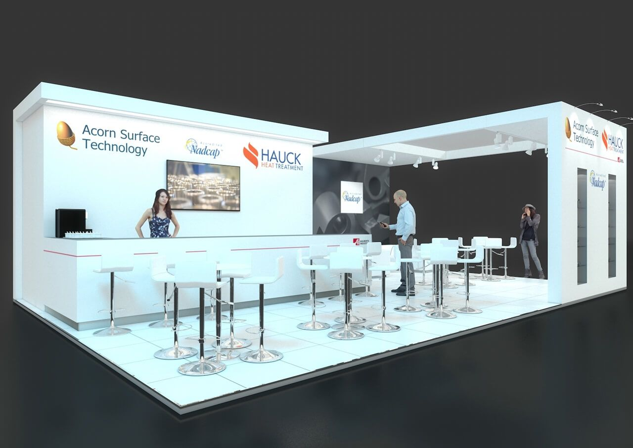 Modern Exhibition Stand Near Me : 9m x 6m exhibition stand design exhibition stand design
