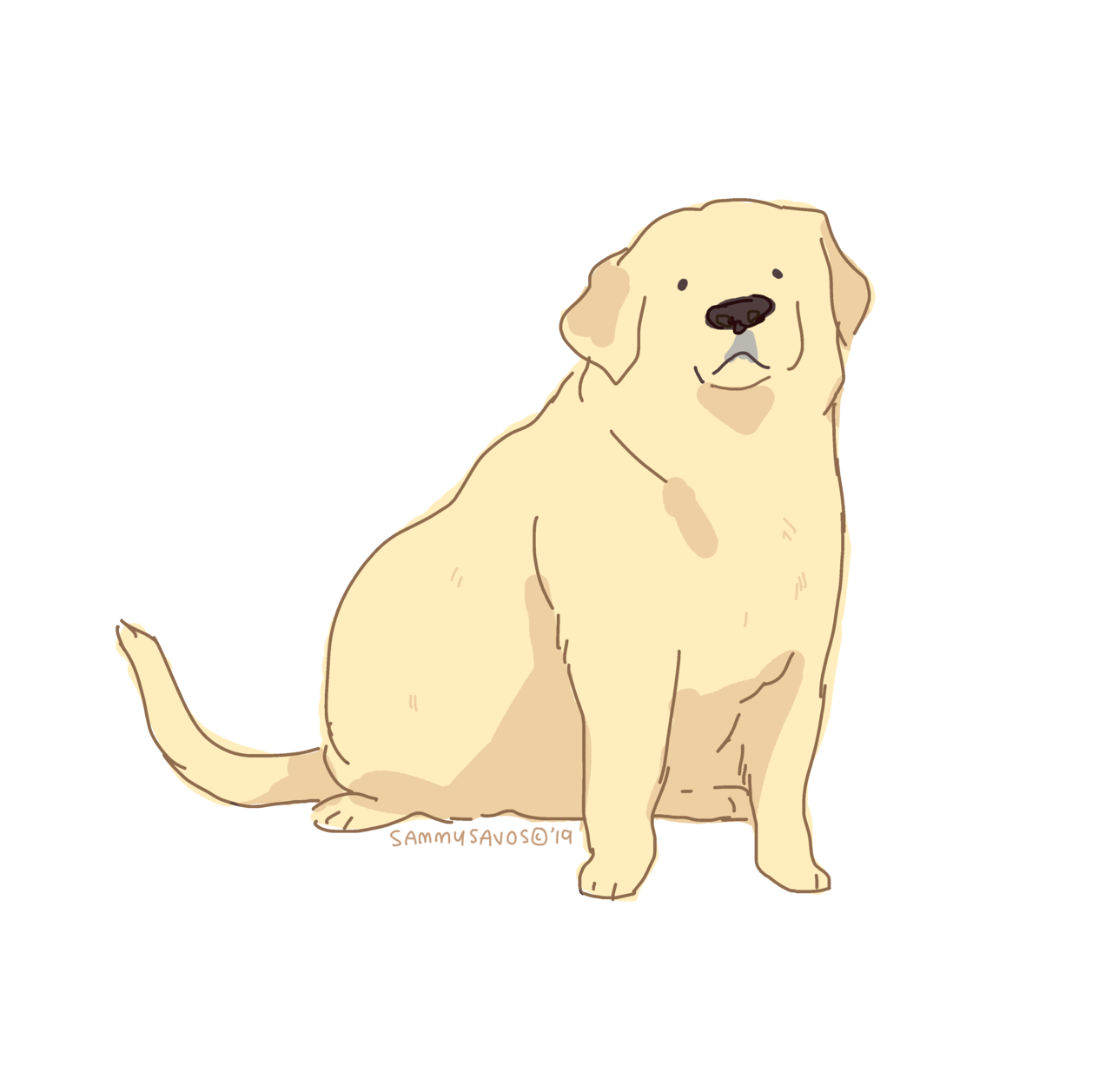 other sites i'm on! Dog coloring page, Golden retriever