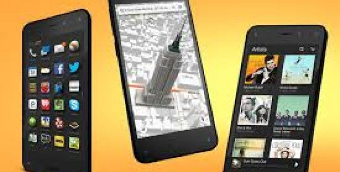 Amazon Fire Phone smartphone may only sell 35000