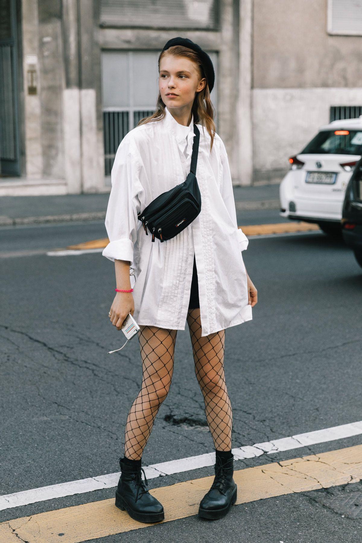 Street Style #MFW / Día 2  – Moda