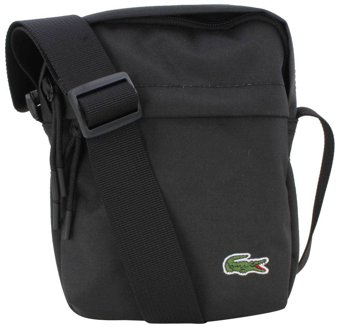 640e39741e8f4 LACOSTE Neocroc Vertical Camera Bag Tannin  Amazon.co.uk  Clothing ...