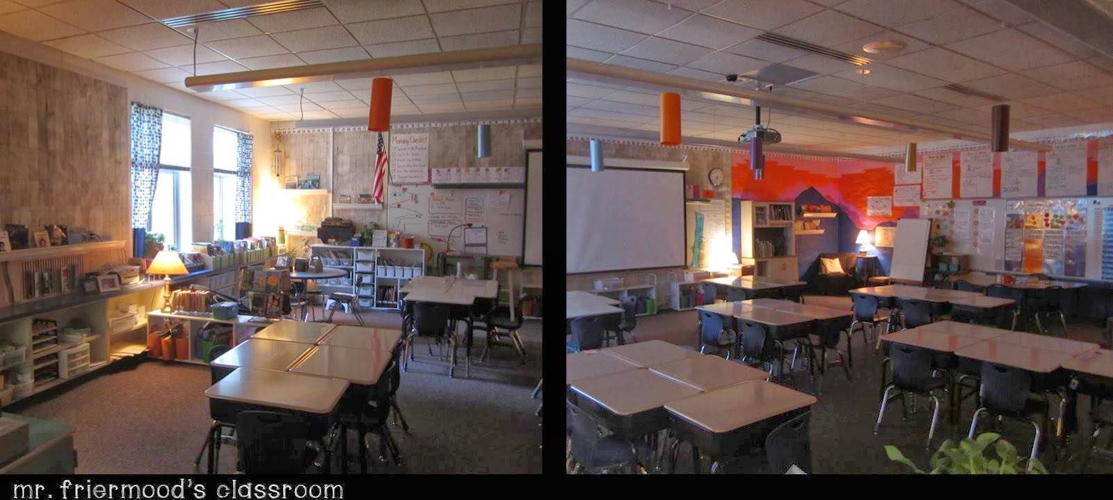 calm classroom {The Thinker Builder}