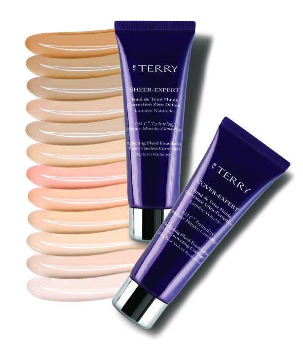 SheerExpert & CoverExpert Makeup cosmetics, Makeup