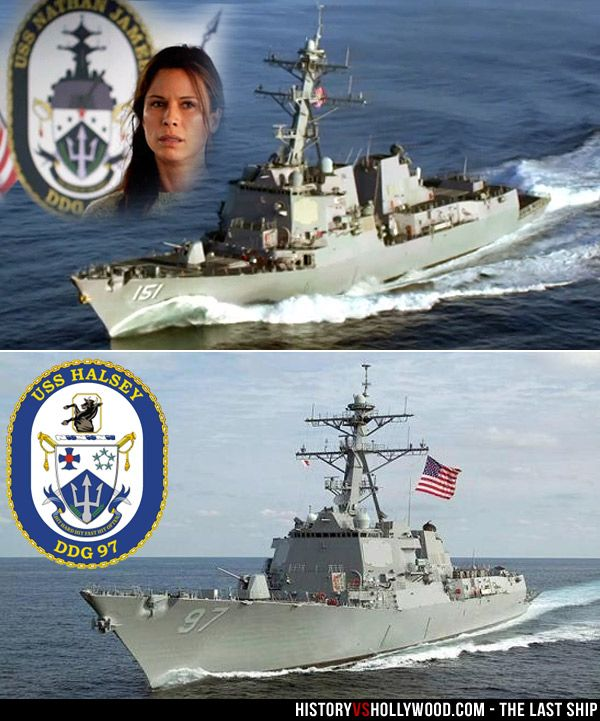c9e21782bbde4 The Last Ship TV show s USS Nathan James might be a fictional US Navy ship