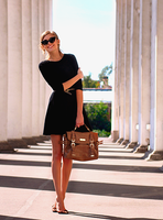 a girl can never have enough little black dresses...