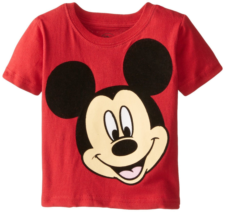 Amazon Disney Baby Boys Mickey Tee Clothing