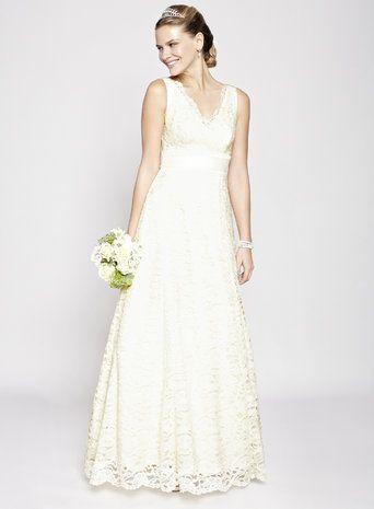 Ivory Bella Lace Wedding Dress - shop by colour - Wedding | Shan ...