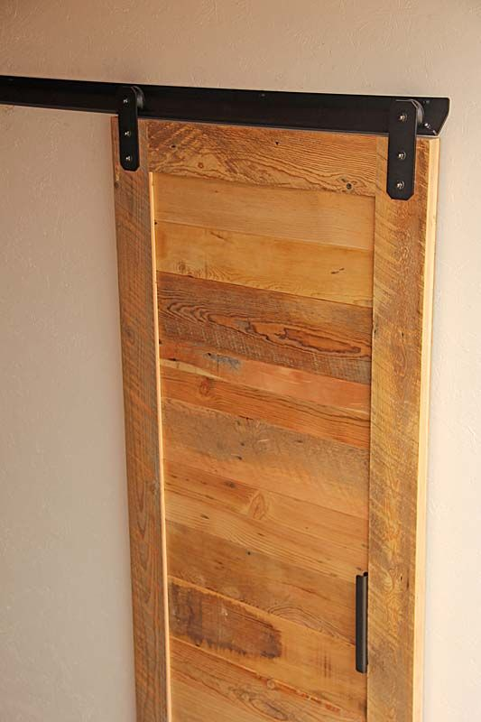 Barn Door Hardware Rlp V Track Rectangular Hanger Reclaimed Lumber Products Hanging Barn Doors Barn Door Hardware Barn Door