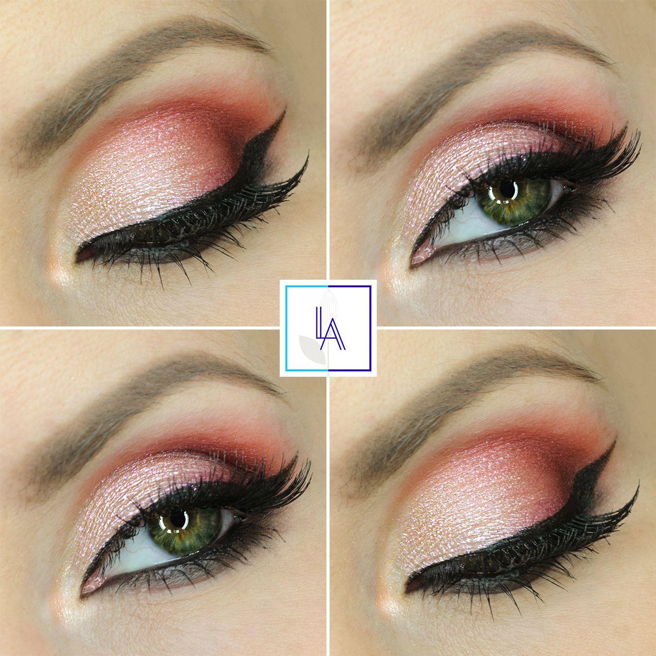 Elegant Makeup Geek ***Sweep Simply Marlena into crease