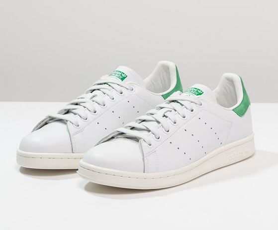 Adidas Originals STAN SMITH Baskets basses neo white | Will ...