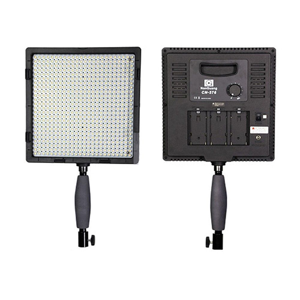 Nanguang Cn 576 Dimmable 95 Hight Cri 34 5w 12v 4253 Lm 5600k 3200k Led Video Photo Light Lamp For Dslr Camera Video Lighting Lamp Light Led Color