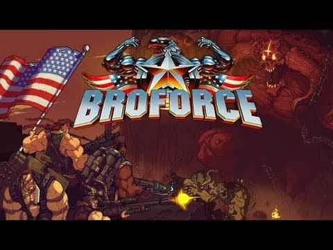 Broforce JoeyPlays Latest games, Comic book cover