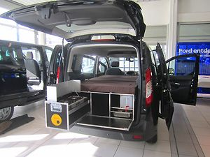 Image Result For Tourneo Connect Camper Ford Tourneo Connect