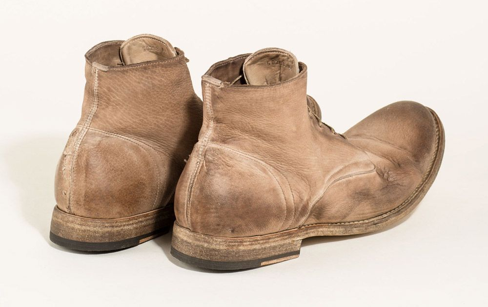 Tomorrow comes Today: Washed Boots by Shoto | it's m | Boots