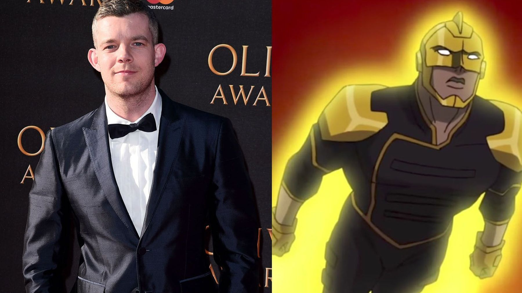 Russell Tovey Cast as Gay Superhero in The CW Crossover