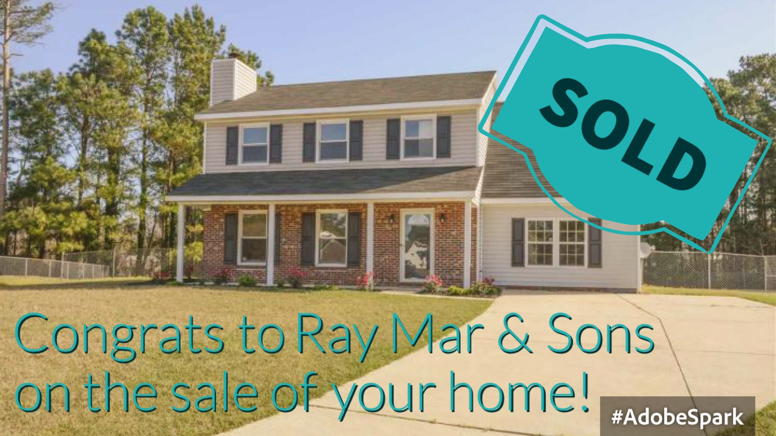 Congratulations to Ray Mar & Sons on the sale of your home!! Thanks to our own Matt Hornsby for a GREAT closing! #realestate #castrorealestategroup #coldwellbanker #dianecastro #dianecastroperez