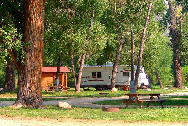 Riverview Rv Park And Campground Loveland Colorado