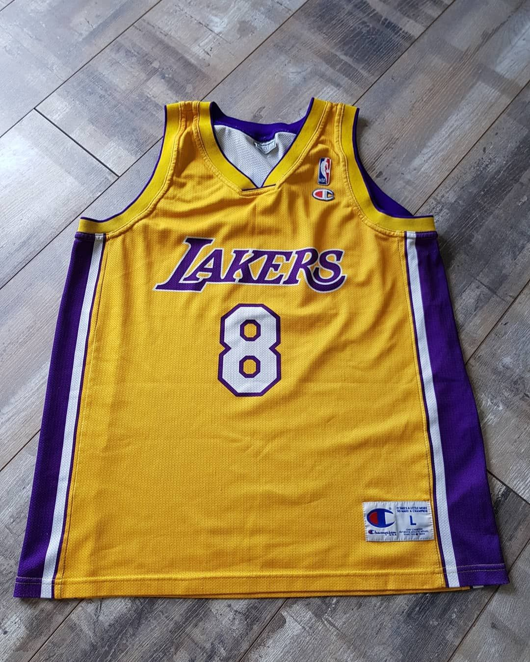 newest a261c e7371 Kobe Bryant Los Angeles Lakers Jersey Size Large. £35 + ...