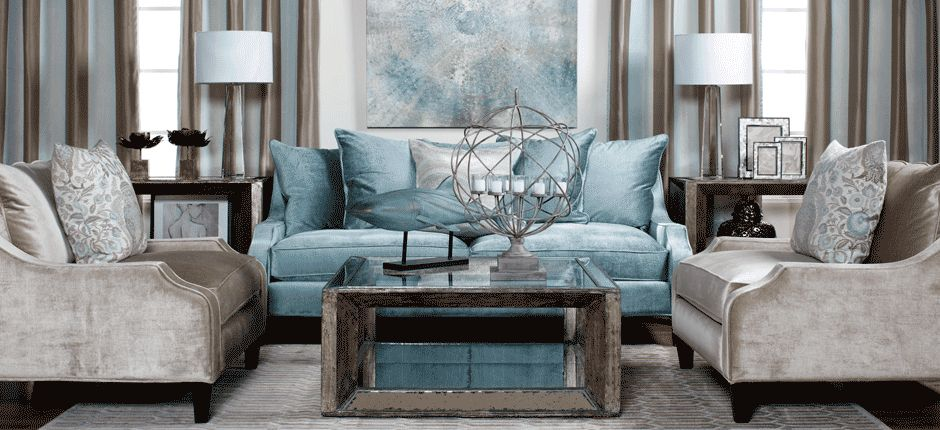 Inspired By This Look On Zgallerie From Z Gallerie Teal