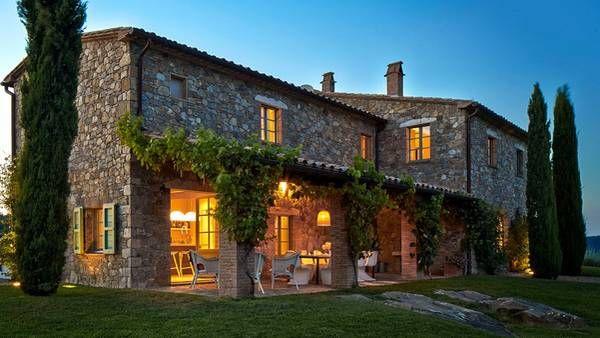 Las casas m s lujosas que pod s alquilar en airbnb casas for Fachadas de casas modernas en italia