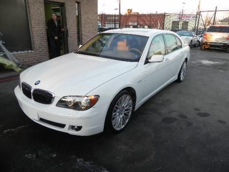 Luxury 2008 Bmw 750li With 50k Miles For Sale In New Jersey For Only 27500 Cheap Cars For Sale Luxury Sedan Bmw